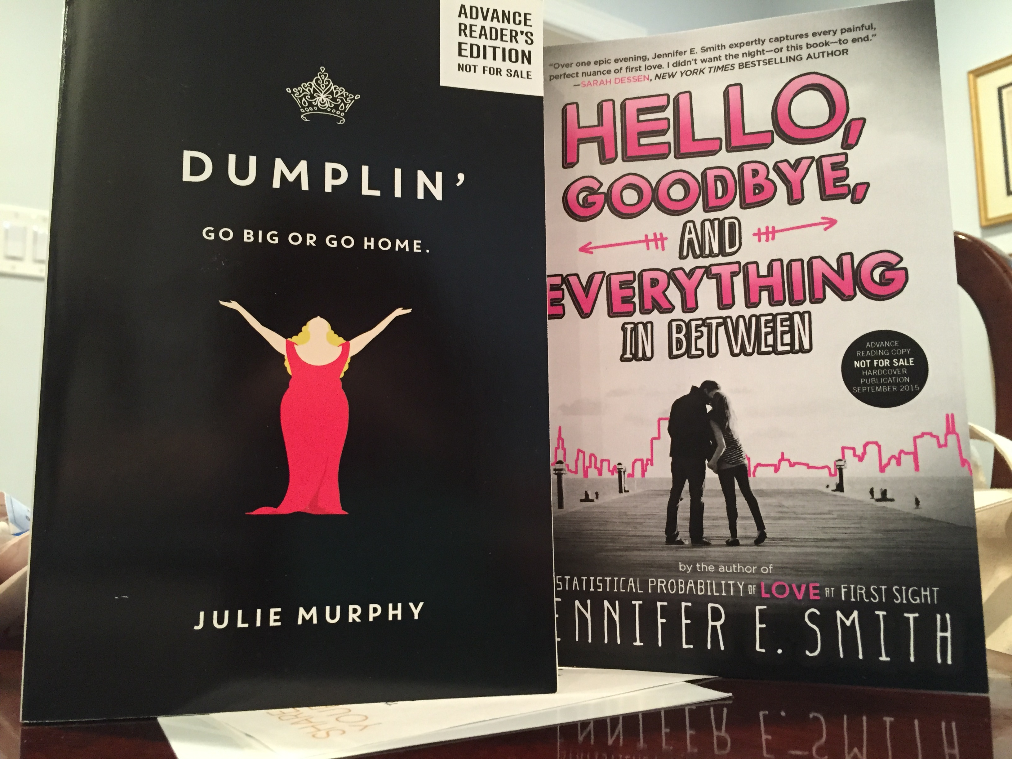 Hello Goodbye and Dumplin