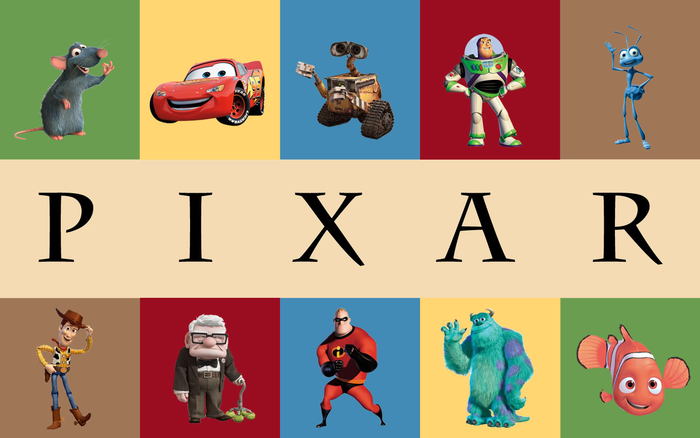 Disney Pixar\'s 12 Best Characters Ever | The Young Folks - Part 14