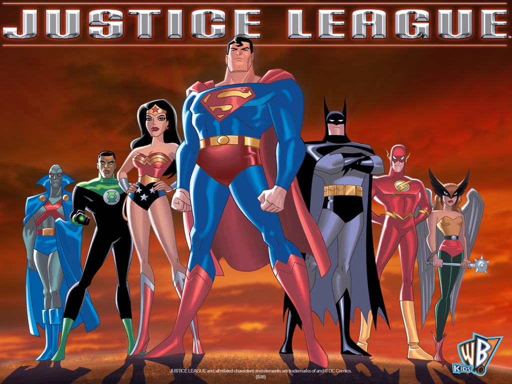 Justice League': Saturday Morning Cartoons | The Young Folks
