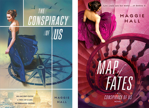 Conspiracy of us covers