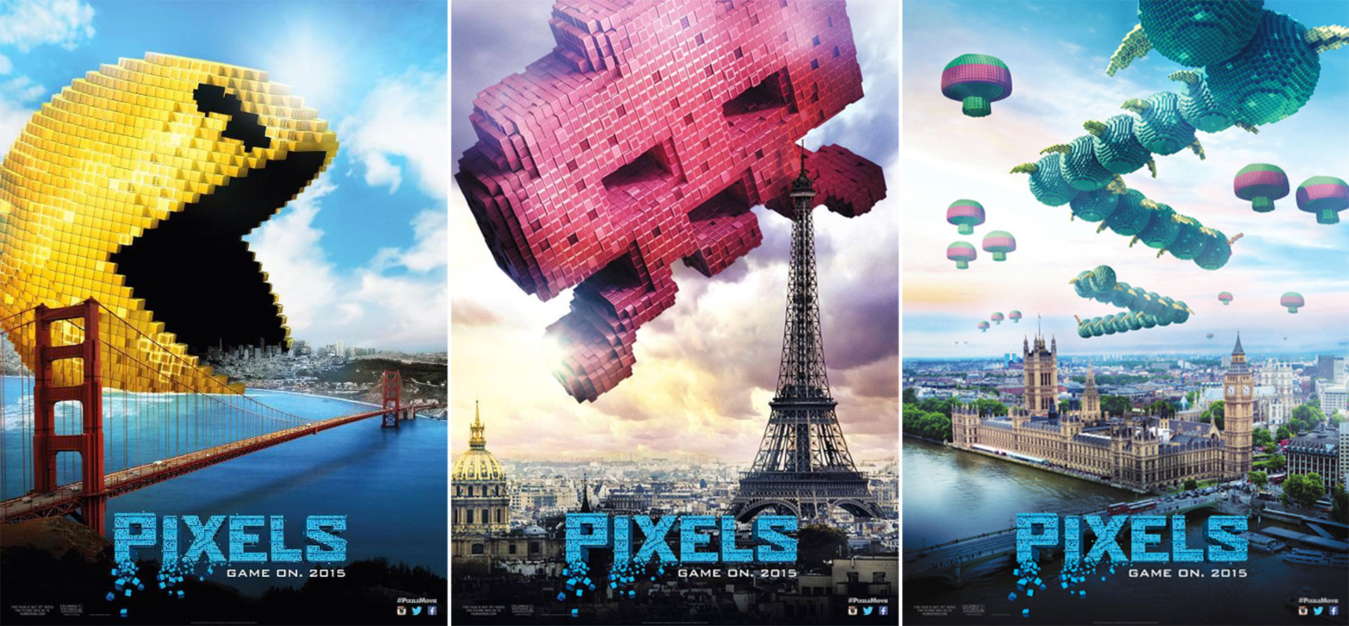 Jon's Movie Review: 'Pixels' | The Young Folks