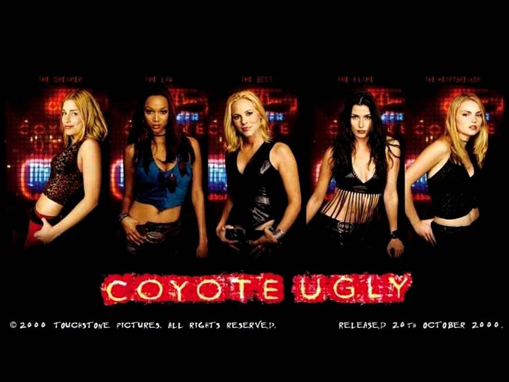 Its Been Fifteen Years Since Our Lives Were Graced With The Presence Of Coyote Ugly Fifteen Years Later It Holds Up Well Ignore All Of The Cassette