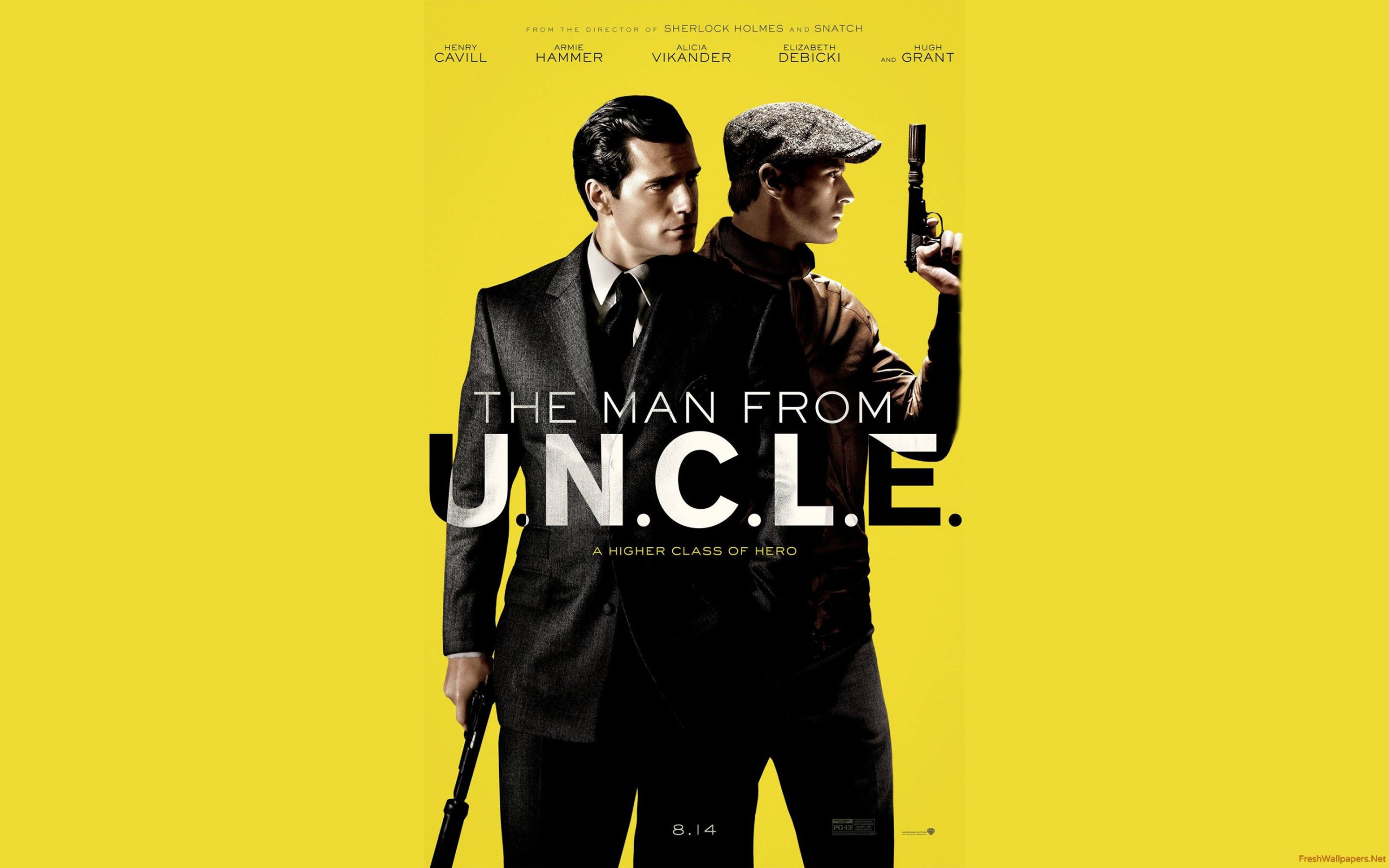 the man from uncle movie review the young folks