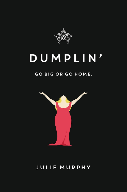 Image result for Dumplin' by Julie Murphy book cover