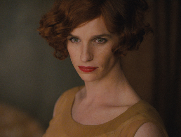 DanishGirl_1 Eddie Redmayne stars as Lili Elbe, in Tom Hooper's THE DANISH GIRL, released by Focus Features. Credit: Focus Features