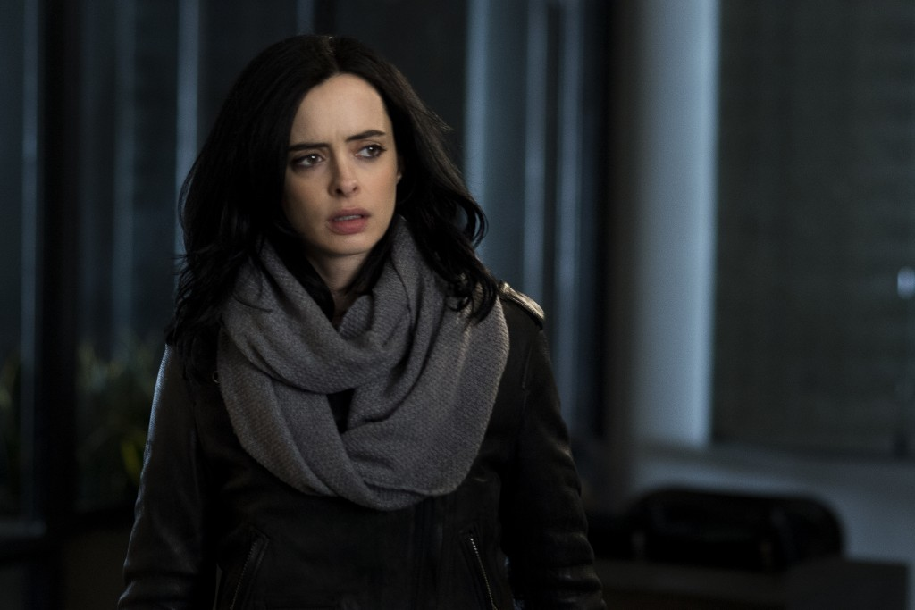 MARVEL'S JESSICA JONES/Netflix