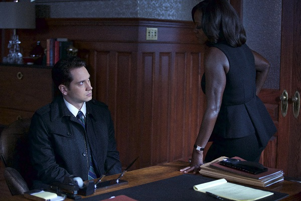 MATT MCGORRY, VIOLA DAVIS