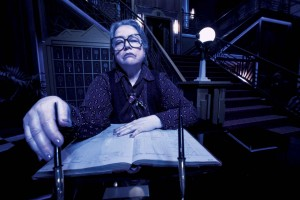 Kathy Bates as Iris AHS