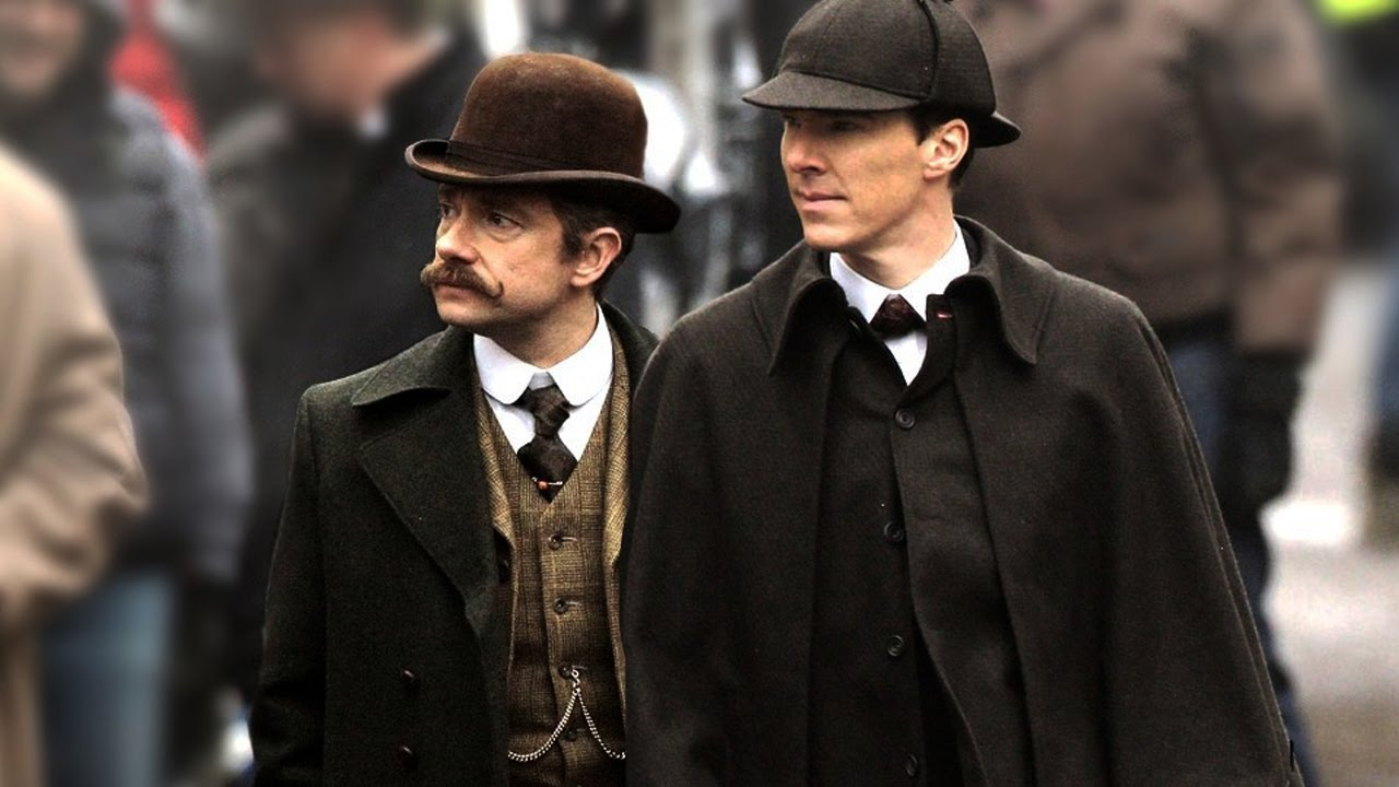 Sherlock The Abominable Bride Full Length Trailer The Young Folks
