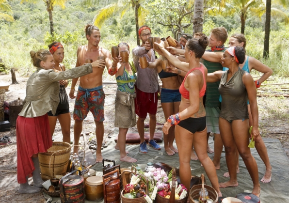 Survivor Cambodia Merged Tribe
