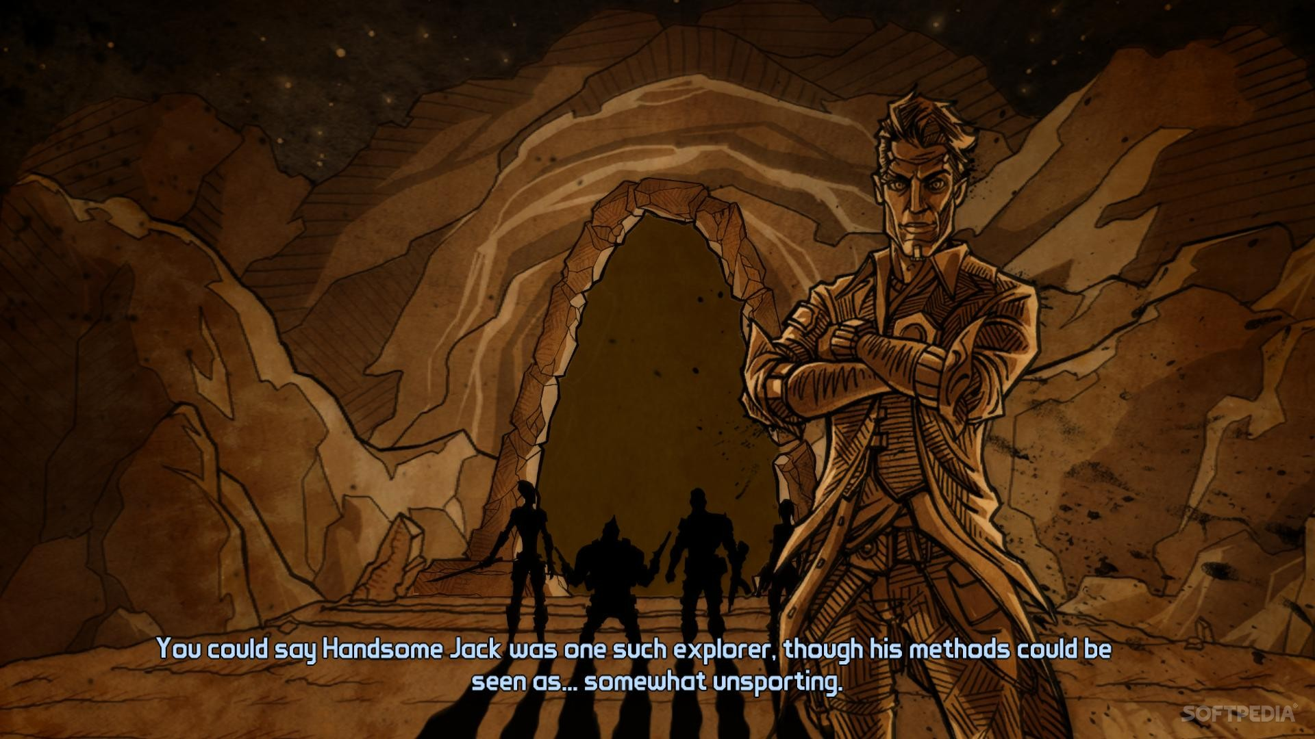 Game Review: Tales From The Borderlands