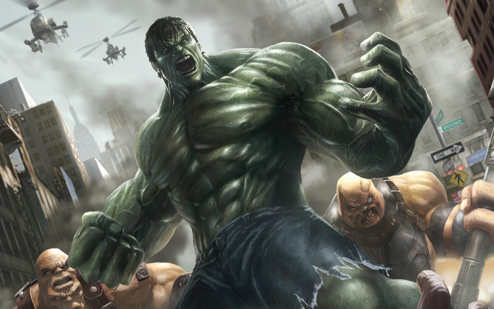 Where S The Love For The Hulk The Young Folks