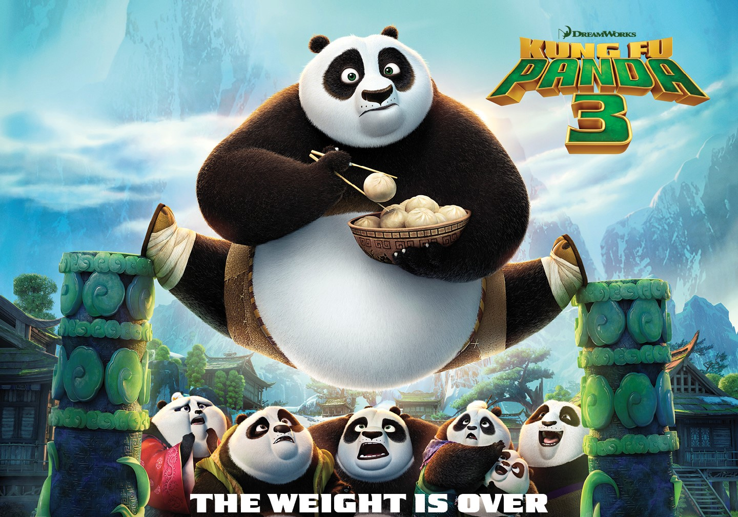 movie review: 'kung fu panda 3' | the young folks