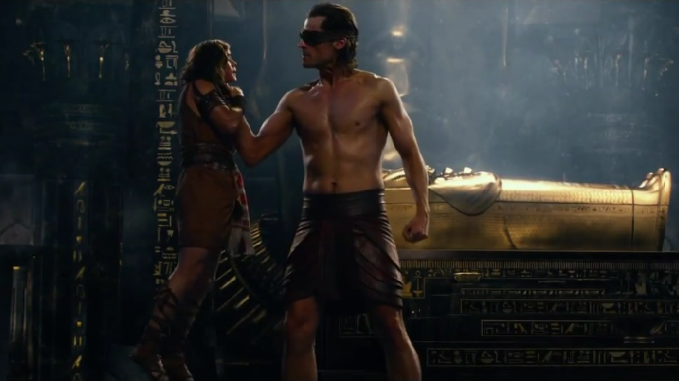 Movie Review Gods Of Egypt The Young Folks