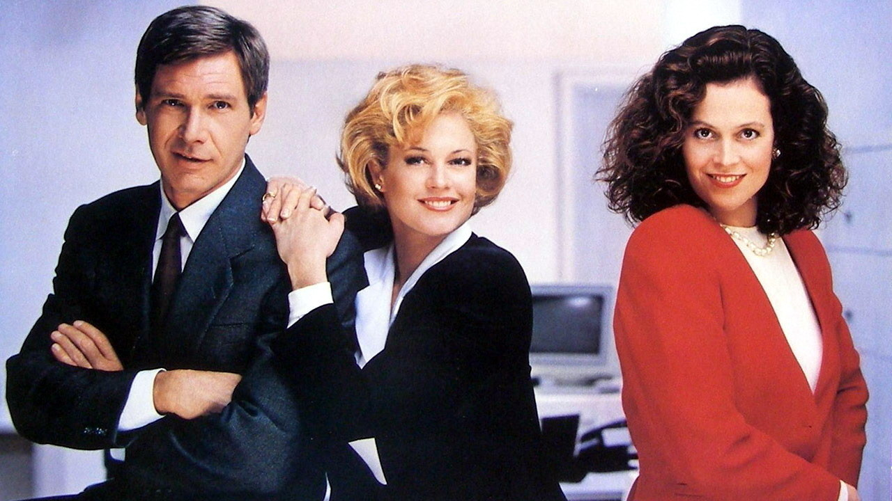 Working Girl (1988) – Comedy, Drama, Romance