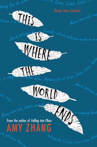 Book Review: 'This is Where the World Ends' by Amy Zhang