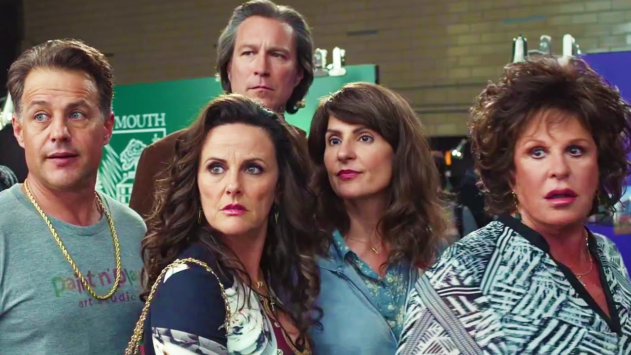 Movie Review: 'My Big Fat Greek Wedding 2' | The Young Folks