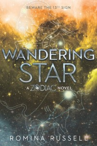 Wandering Star_A ZODIAC Novel_Cover Image