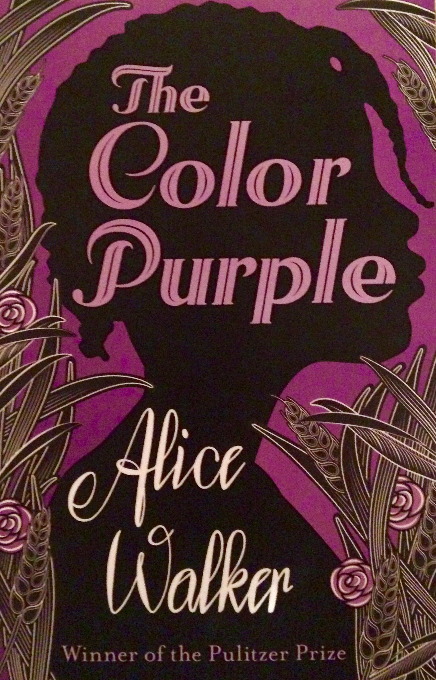 color purple book review essay Essay byron hooper 11/18/96 the color purple film review the color purple the movie the color purple, directed by steven speilberg, was, in.