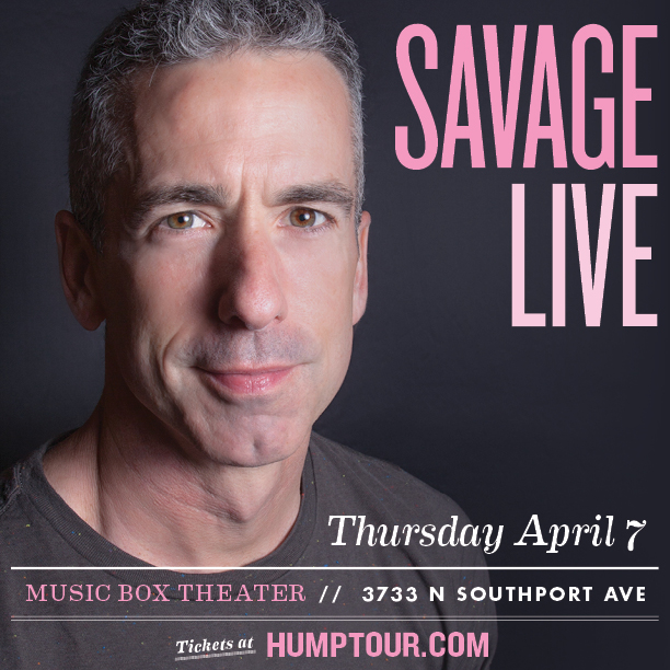 Dan Savage Live HUMP
