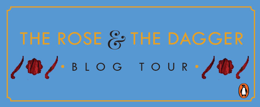 Rose and the Dagger-BlogTour