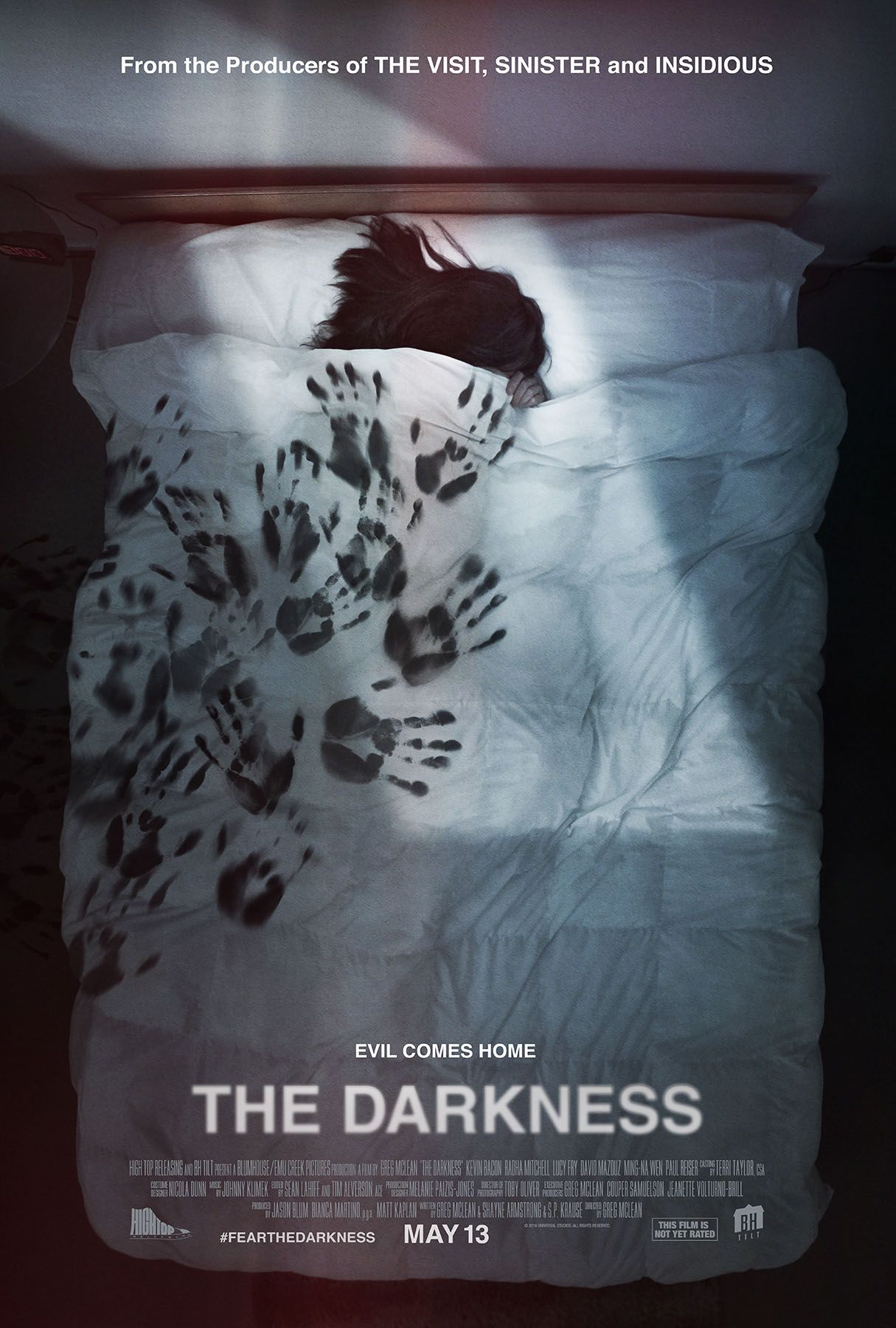Movie Review: 'The Darkness' | The Young Folks