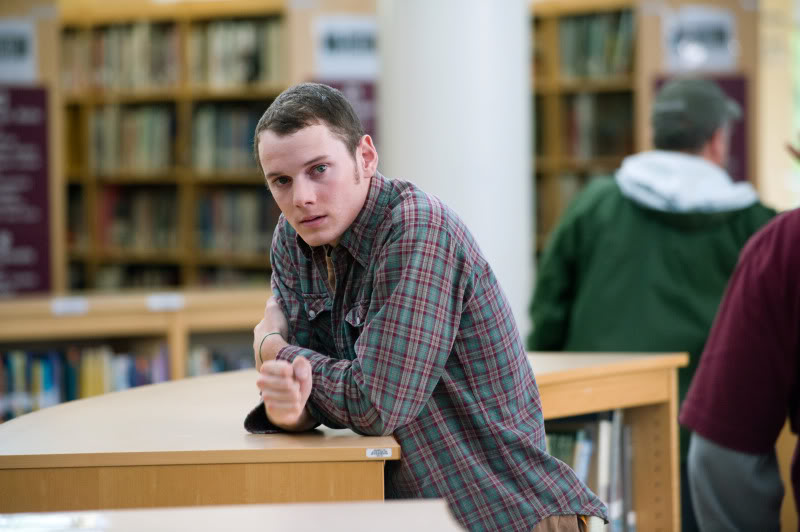 ANTON YELCHIN stars in THE BEAVER