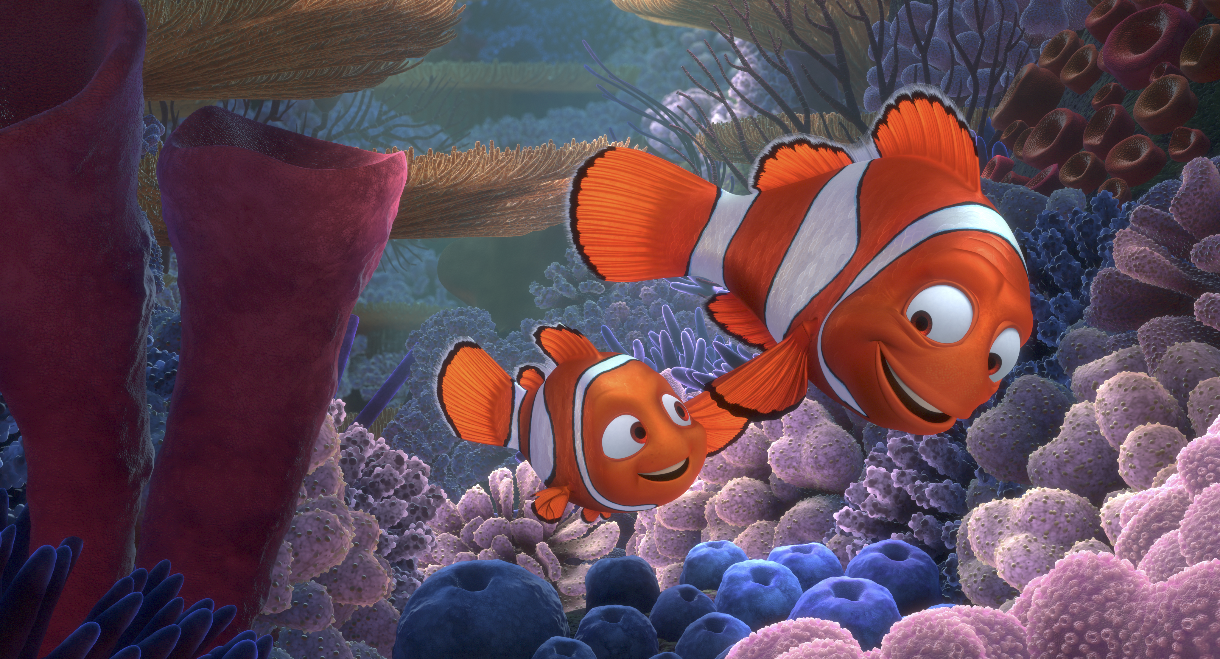 FINDING NEMO 3D C2012 Disney Pixar All Rights Reserved