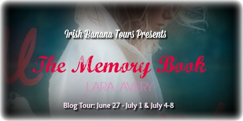 The Memory Book Banner