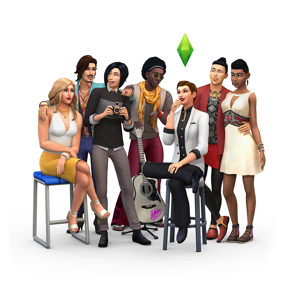 The Sims 4 Gender Game Update