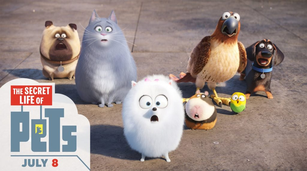 Film Review The Secret Life Of Pets The Young Folks