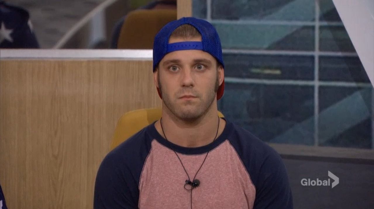 Big Brother 18 Paulie Nominated POV
