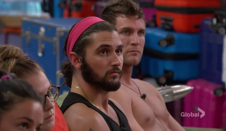 Big Brother 18 Victor Coery Michelle Natalie Veto Meeting