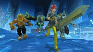 Ahh... A Boy and his Digimon