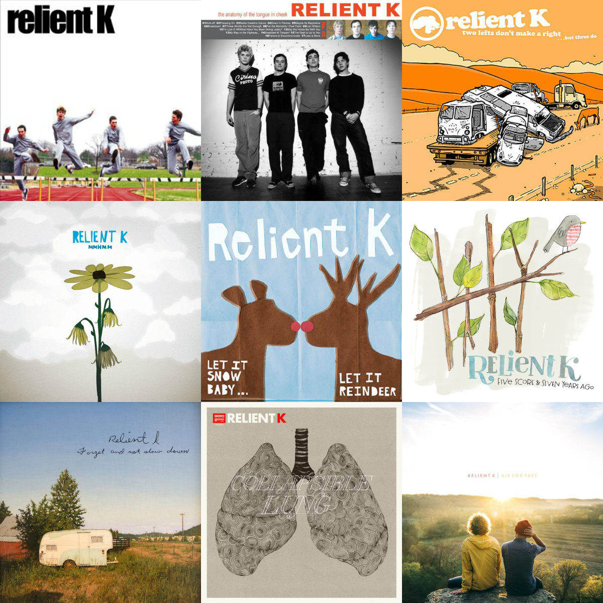 A Relient K Song For Every Occasion The Young Folks