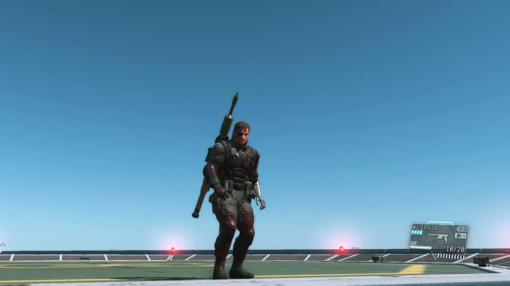One Year Later: Metal Gear Solid V | The Young Folks