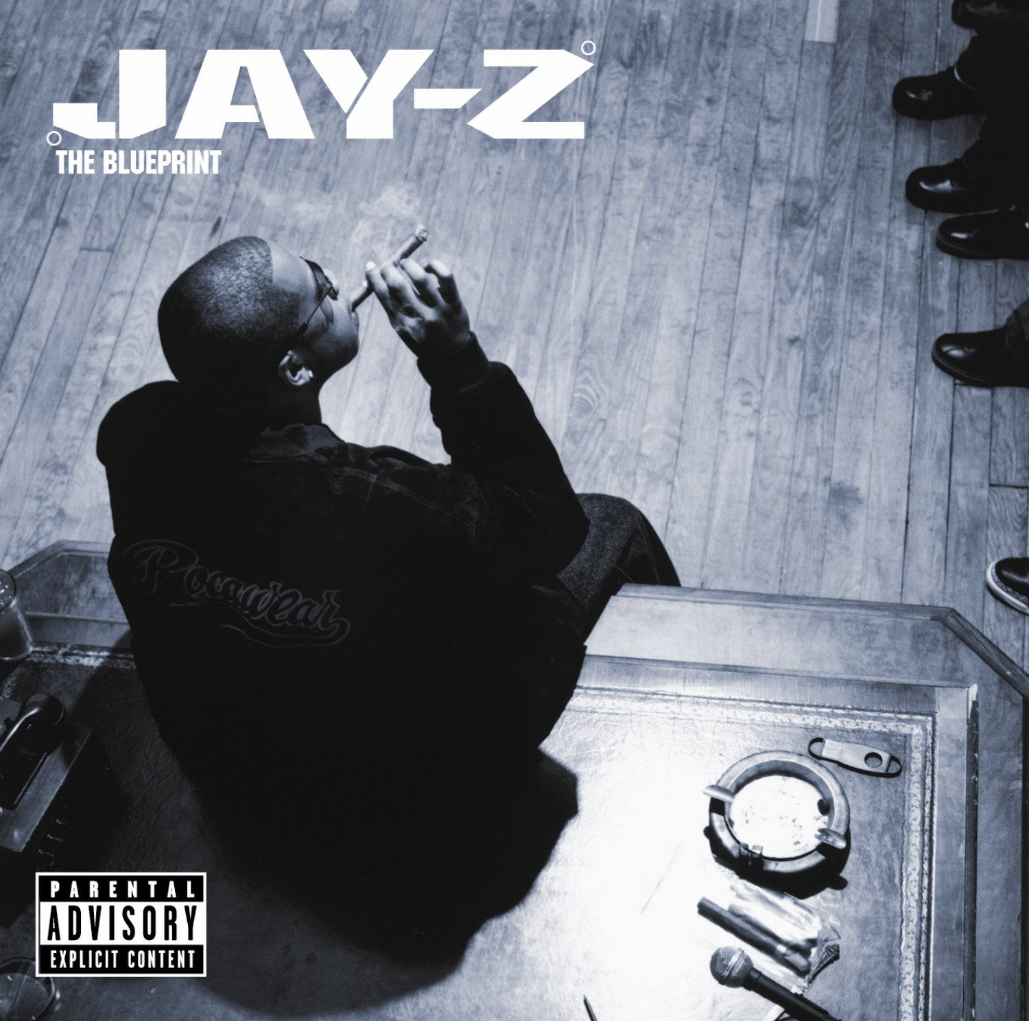 From the record crate jay z the blueprint the young folks coverthebluepr300rgb2 malvernweather Gallery