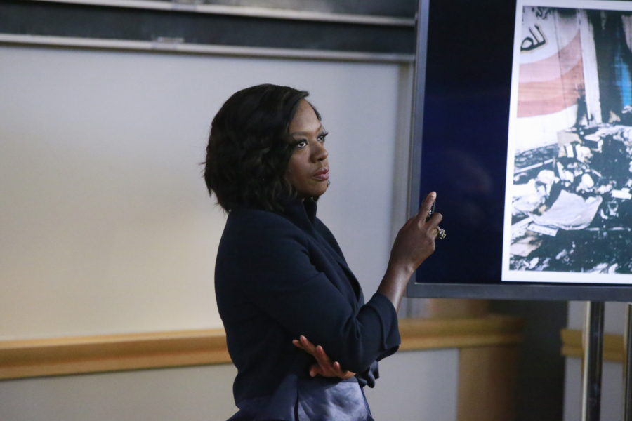 how to get away with a murder live review