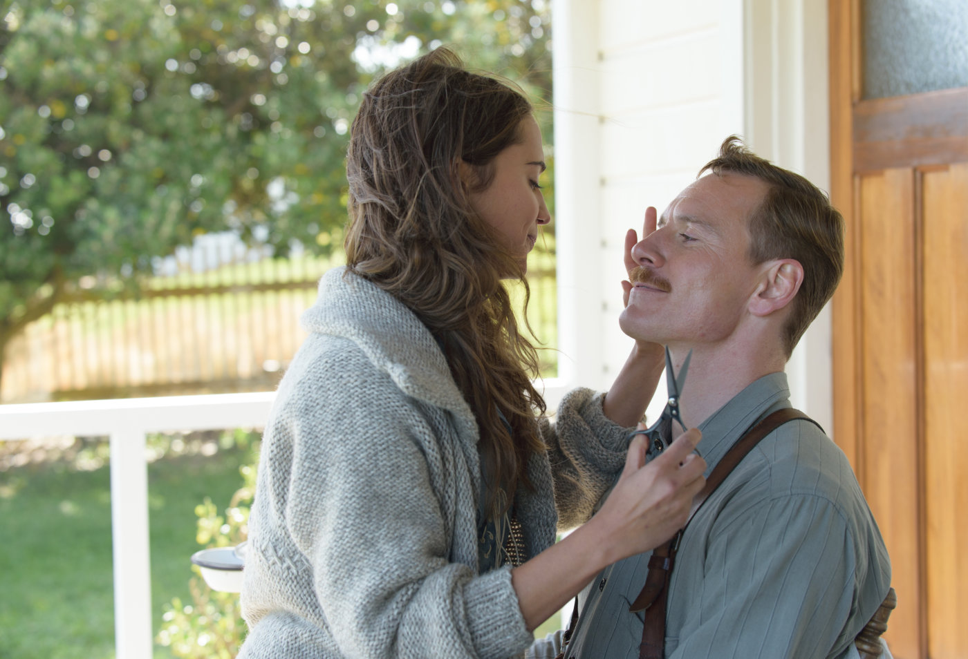 Great Alicia Vikander And Michael Fassbender In The Light Between Oceans Amazing Ideas