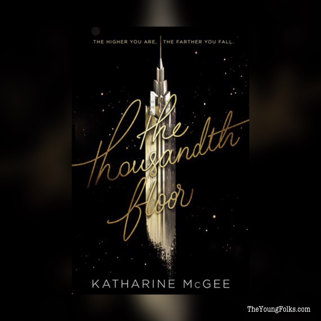The Thousandth Floor By Katharine Mcgee Review The Young