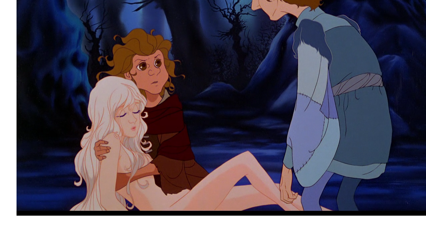 The Film Canon: The Last Unicorn (1982)   The Young Folks