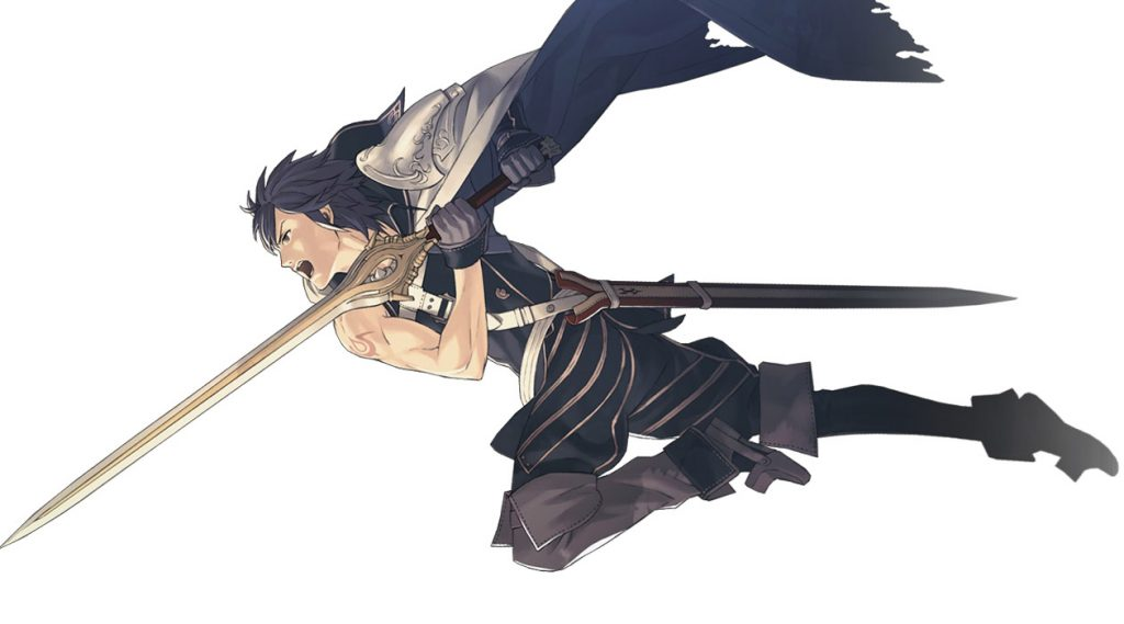 Chrom clashes with criminals!