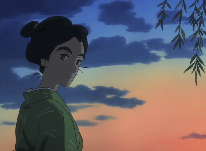 Movie Review Miss Hokusai The Young Folks