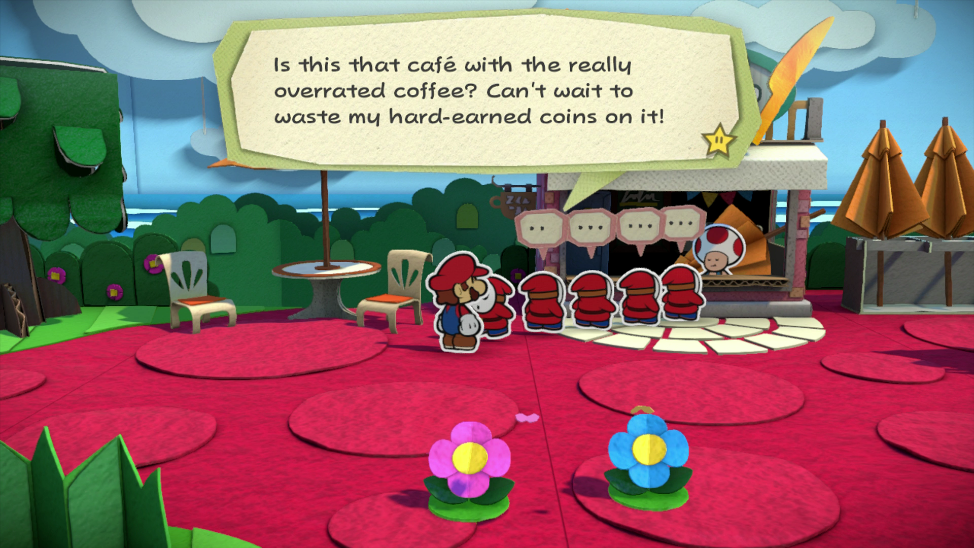 Paper Mario Color Splash Has Some Of The Best Writing Of The Last