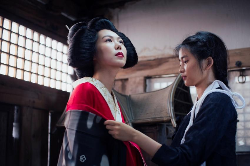 Image result for the handmaiden movie images