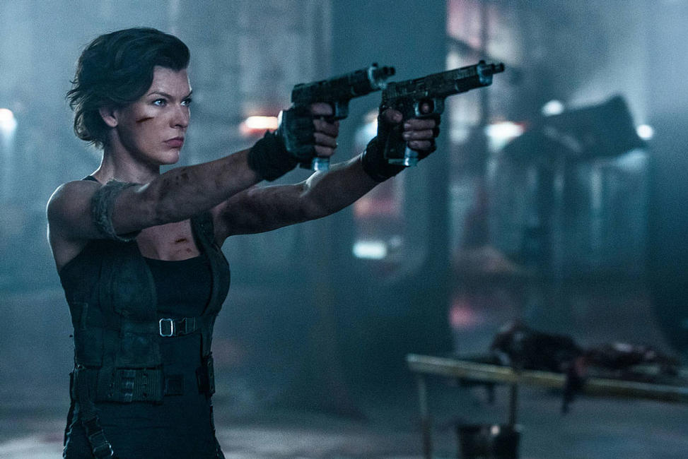 Resident Evil The Final Chapter Review The Young Folks