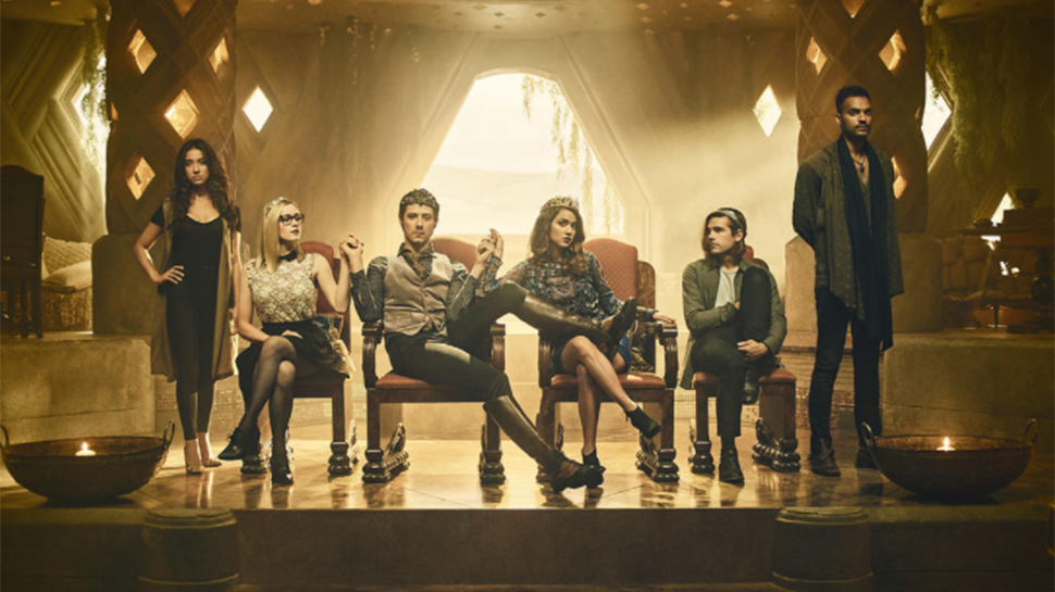 Ranking the characters of The Magicians   The Young Folks