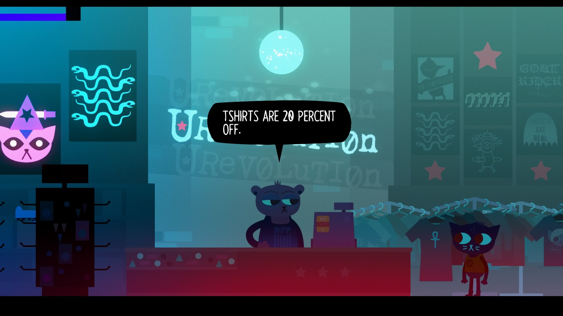 One Story House Designs Video Game Review Night In The Woods The Young Folks