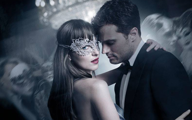 Im A Little Loss For Words About Fifty Shades Darker The Second Installment Of E L James Fifty Shades Of Grey Trilogy To Hit The Big Screen This