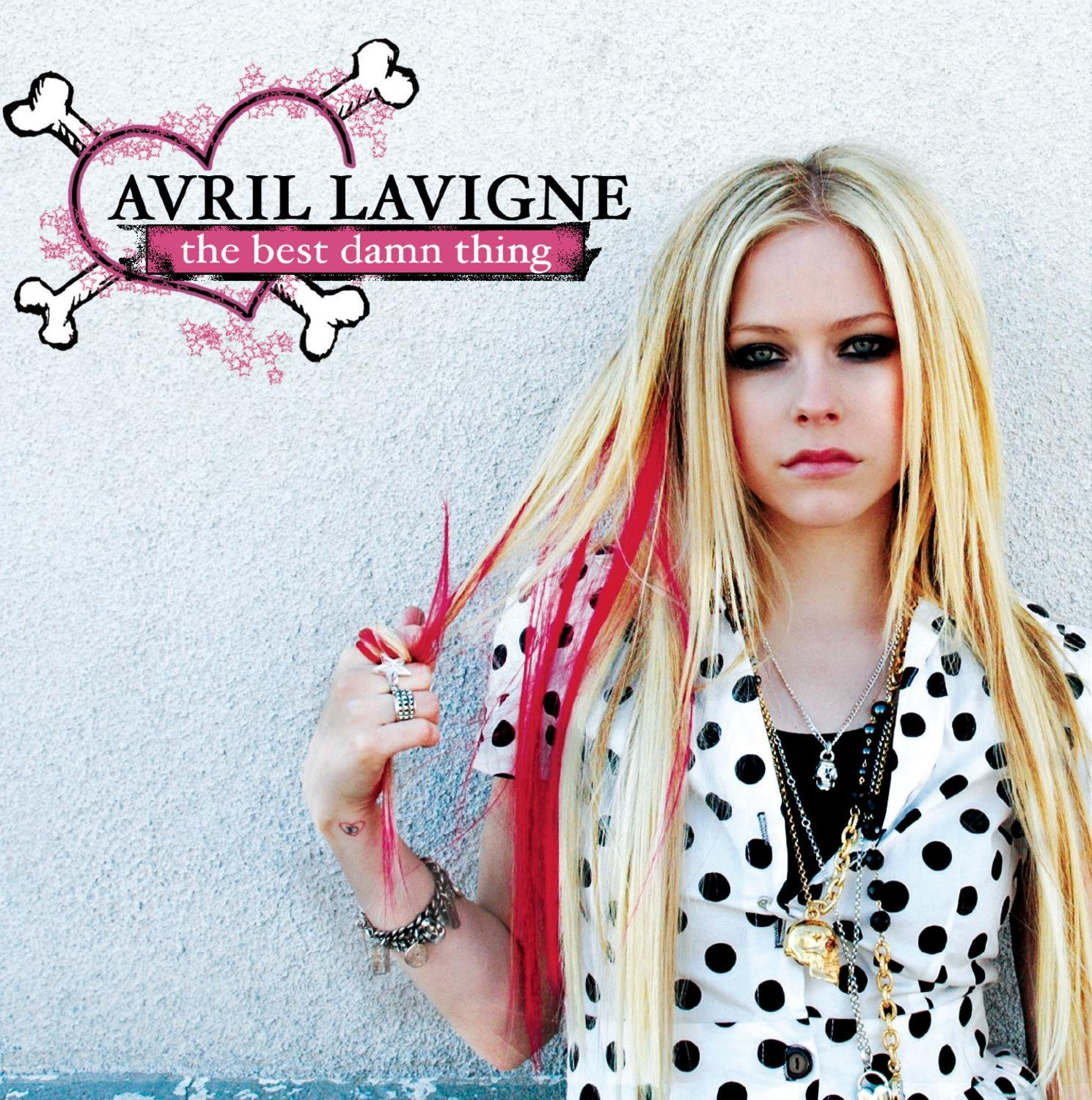 From The Record Crate Avril Lavigne The Best Damn Thing 2007 The Young Folks